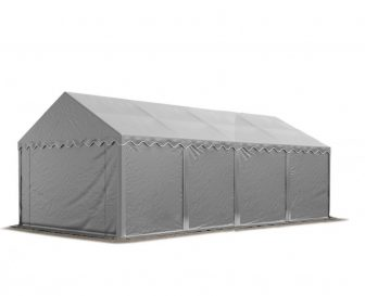 Skladišni šator 4x8m economy 500g/m2