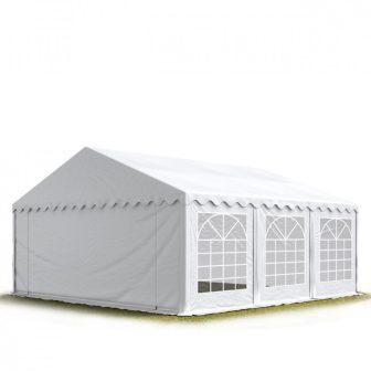 Party šator 6x6m, bočna visina:2,6m-PROFESSIONAL DELUXE 550g/m2-posebno jaka čelična konstukcija