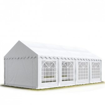 Party šator 3x8m-PROFESSIONAL DELUXE 500g/m2-pojačana konstrukcija krova