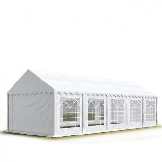Party šator 4x10m-PROFESSIONAL DELUXE  550g/m2-posebno jaka čelična konstukcija