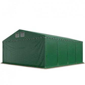 Skladišni šator 6x8m sa bočnom visinom 2,6m professional 550g/m2