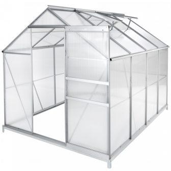 Discontmania staklenik 4,75 m² +dodatni temelj