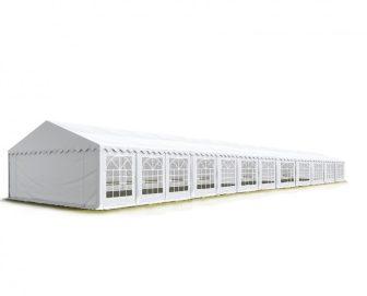 Party šator 5x24m, bočna visina:2,6m-PROFESSIONAL DELUXE 550g/m2-posebno jaka čelična konstukcija