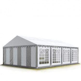 Party šator 6x8m-PROFESSIONAL DELUXE 500g/m2-pojačana konstrukcija krova