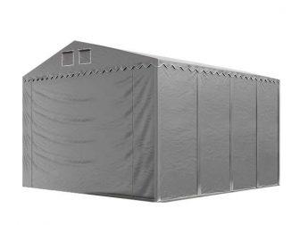 Skladišni šator 4x8m sa bočnom visinom 2,6m professional 550g/m2