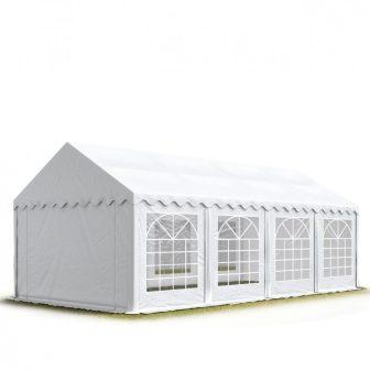 Party šator 4x8m-PROFESSIONAL DELUXE  550g/m2-posebno jaka čelična konstukcija