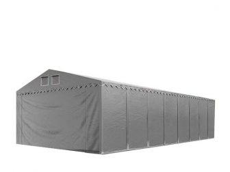 Skladišni šator 5x16m sa bočnom visinom 2,6m professional 550g/m2
