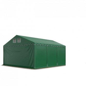 Skladišni šator 3x6m sa bočnom visinom 2,6m professional 550g/m2
