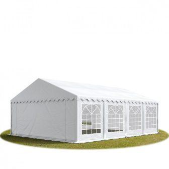Party šator 8x8m, bočna visina:2,6m-PROFESSIONAL DELUXE 550g/m2-posebno jaka čelična konstukcija