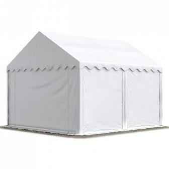 Skladišni šator 4x4m economy 500g/m2