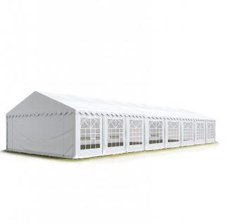 Party šator 4x16m, bočna visina:2,6m-PROFESSIONAL DELUXE 550g/m2-posebno jaka čelična konstukcija