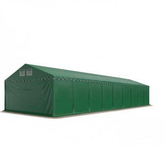 Skladišni šator 5x18m sa bočnom visinom 2,6m professional 550g/m2