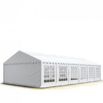 Party šator 5x12m, bočna visina:2,6m-PROFESSIONAL DELUXE 550g/m2-posebno jaka čelična konstukcija