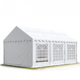 Party šator 4x6m, bočna visina:2,6m-PROFESSIONAL DELUXE 550g/m2-posebno jaka čelična konstukcija
