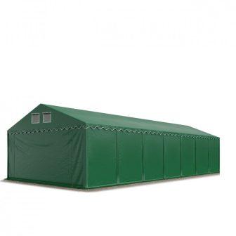 Skladišni šator 4x14m sa bočnom visinom 2,6m professional 550g/m2