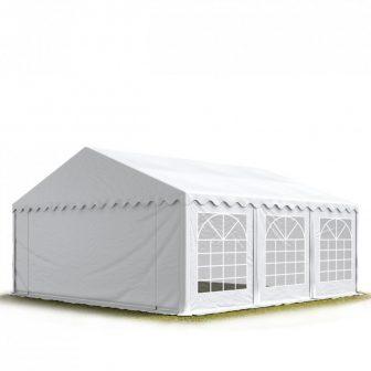 Party šator 5x6m, bočna visina:2,6m-PROFESSIONAL DELUXE 550g/m2-posebno jaka čelična konstukcija