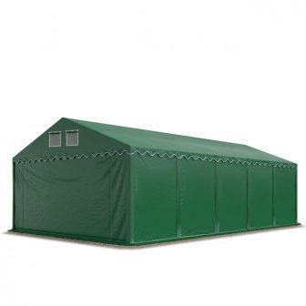 Skladišni šator 5x10m sa bočnom visinom 2,6m professional 550g/m2