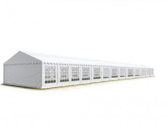 Party šator 6x26m, bočna visina:2,6m-PROFESSIONAL DELUXE 550g/m2-posebno jaka čelična konstukcija