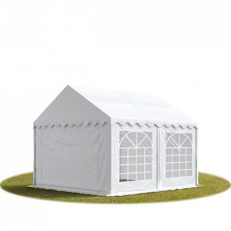 Party šator 4x4m-PROFESSIONAL DELUXE 500g/m2-pojačana konstrukcija krova