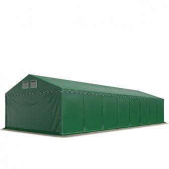 Skladišni šator 4x16m sa bočnom visinom 2,6m professional 550g/m2