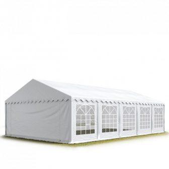 Party šator 6x10m-PROFESSIONAL DELUXE  550g/m2-posebno jaka čelična konstukcija