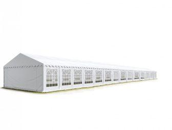 Party šator 8x28m, bočna visina:2,6m-PROFESSIONAL DELUXE 550g/m2-posebno jaka čelična konstukcija
