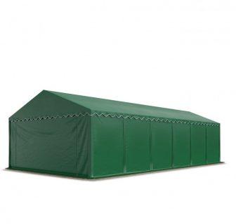 Skladišni šator 6x12m premium 500g/m2 vatrootpornom ceradom