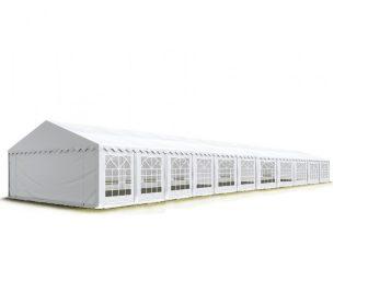 Party šator 6x22m, bočna visina:2,6m-PROFESSIONAL DELUXE 550g/m2-posebno jaka čelična konstukcija