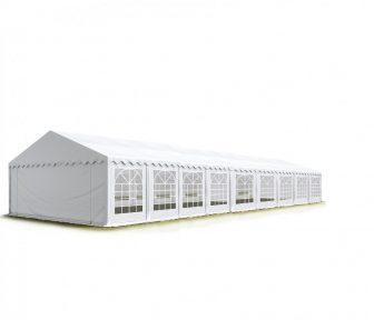 Party šator 5x18m, bočna visina:2,6m-PROFESSIONAL DELUXE 550g/m2-posebno jaka čelična konstukcija