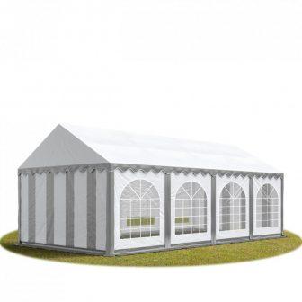 Party šator 4x8m-PROFESSIONAL DELUXE 500g/m2-pojačana konstrukcija krova